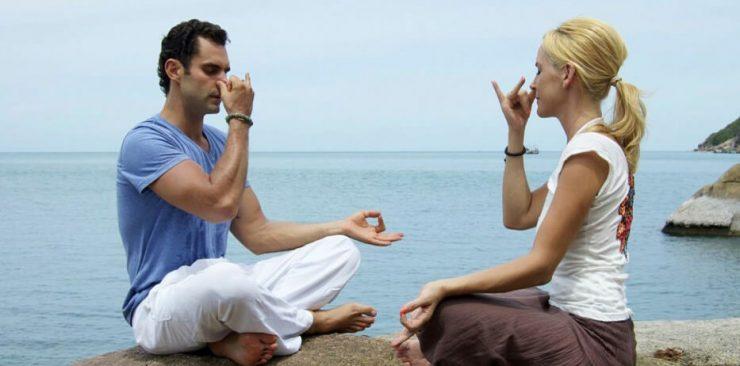 La buena respiración es importante para la salud