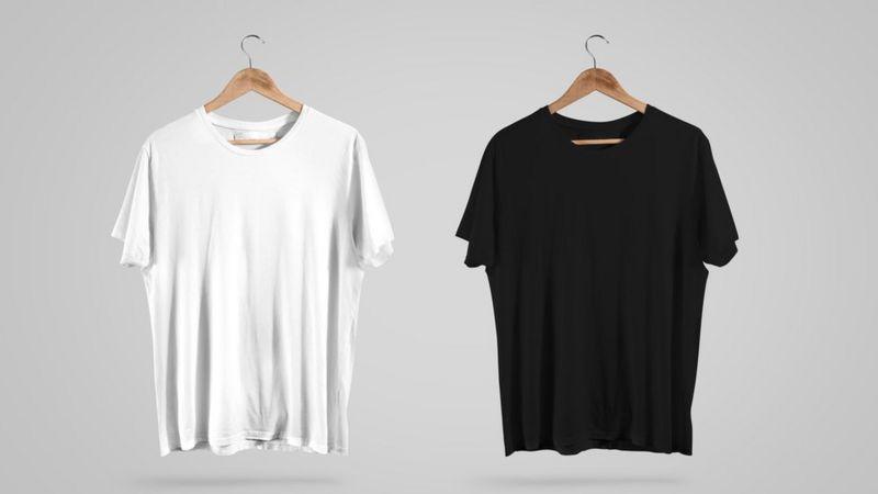 Vestir de negro o blanco en el verano