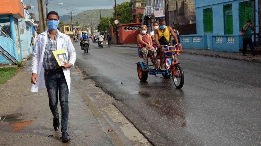 En Audio: Precisa Santiago de Cuba más rigor en medidas contra el Sars-Cov-2