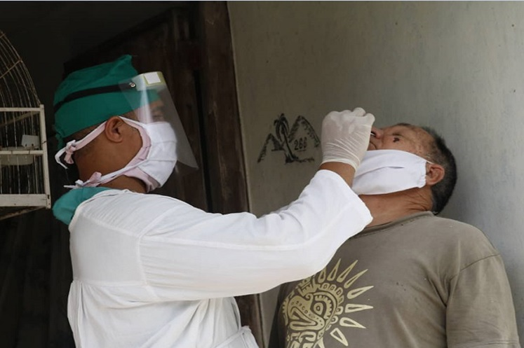 Vive Santiago de Cuba situación epidemiológica compleja