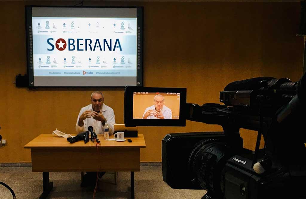 Vacuna contra la COVID-19: el mundo podría girar hacia Cuba