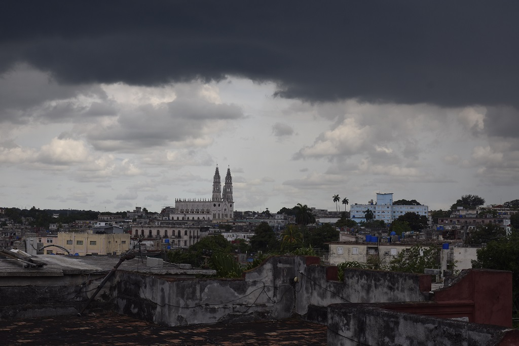 El Tiempo en Cuba para el 11 de octubre de 2021