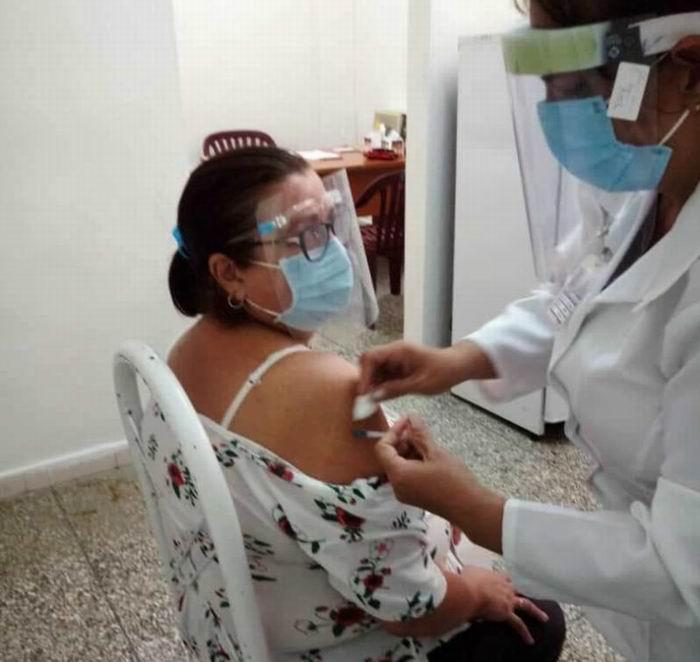 En Audio: Lista Cienfuegos para la vacunación masiva con Abdala
