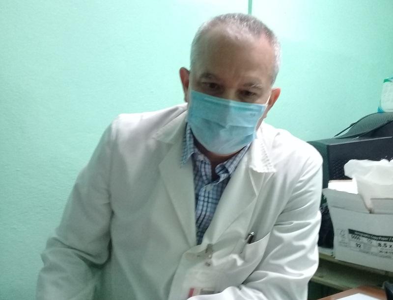 Realizan estudio de intervención de Soberana 02 en Hospital Hermanos Amejeiras