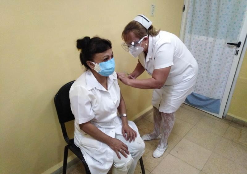 Avanza programa de vacunación anti-COVID-19 en Ciego de Ávila