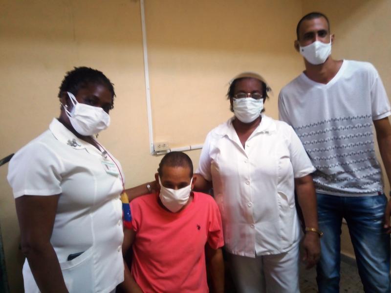 Otros grupos de riesgo, en Cienfuegos, vacunados con Abdala (+Audio)
