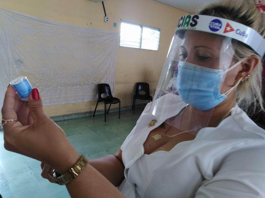 Comienza en Las Tunas vacunación anti Covid-19 para niños (+Audio)