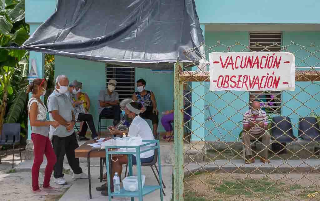 Intervención sanitaria: Fiesta del pueblo