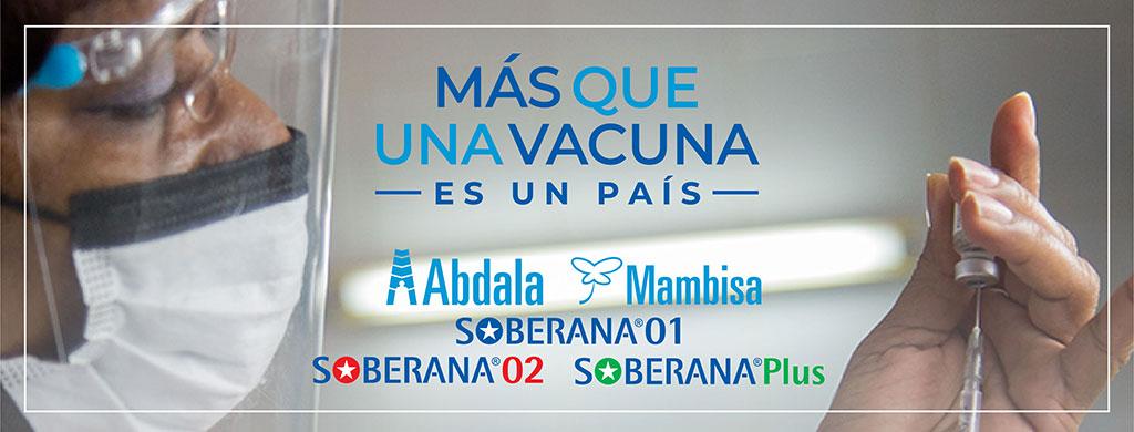 Informan sobre avances de vacunación en ensayos clínicos de Soberana 02 y Abdala