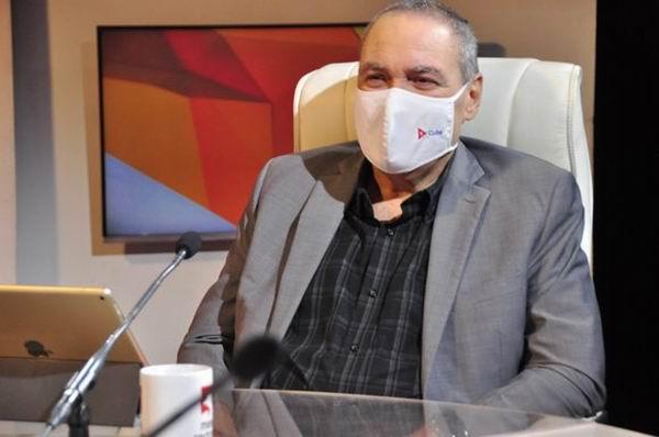 Dr. Vicente Vérez Bencomo, director del Instituto Finlay