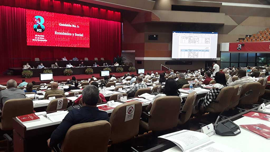 Destacan organizaciones y medios de prensa del mundo 8vo. Congreso del PCC