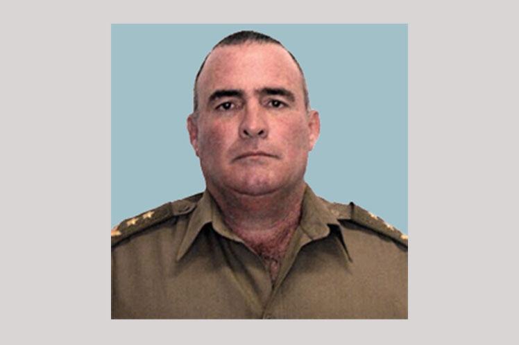 Falleció Jefe del Ejército Oriental de Cuba