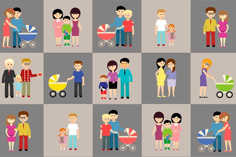 Anteproyecto del Código de las Familias