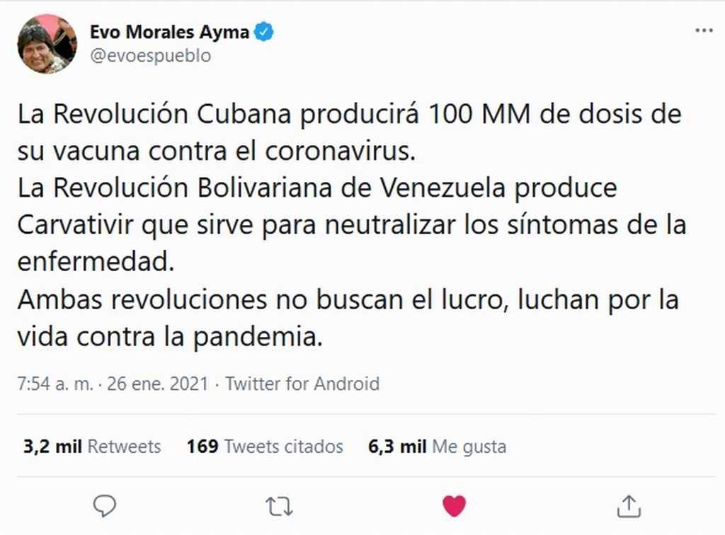 Todos por Cuba, emisión vespertina del 26 de enero del 2021