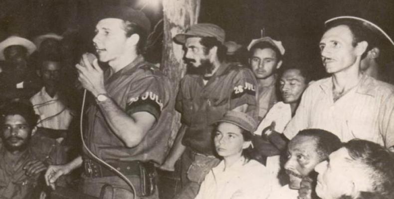 Congreso Campesino en Armas reaches its 63rd anniversary