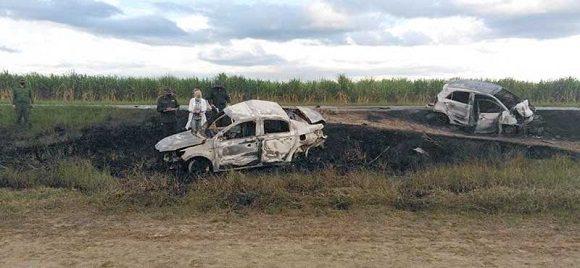 Se investigan las causas de trágico accidente en Las Tunas