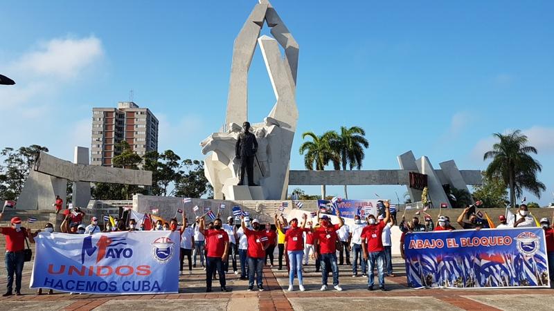 Primero de Mayo camagüeyano en jornada cargada de simbolismo (+Audio)