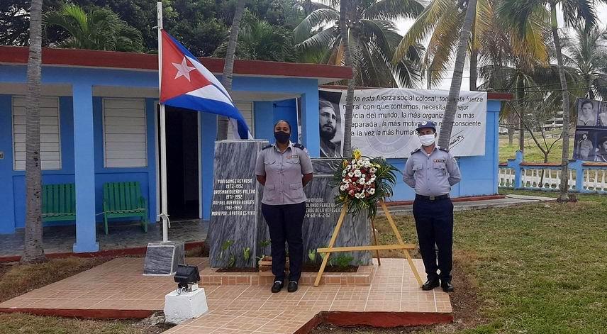 En Audio: Recuerdan aniversario 29 del crimen de Tarará