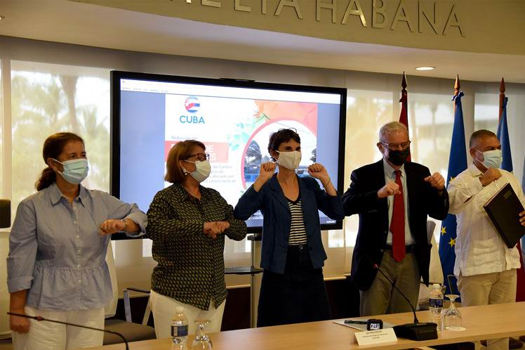 PNUD, Unión Europea y Cuba juntos en proyecto para reducir riesgos de desastres