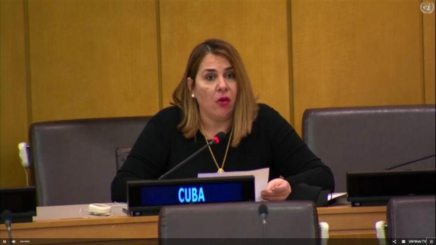 Denuncia Cuba impacto de medidas coercitivas en medio de pandemia
