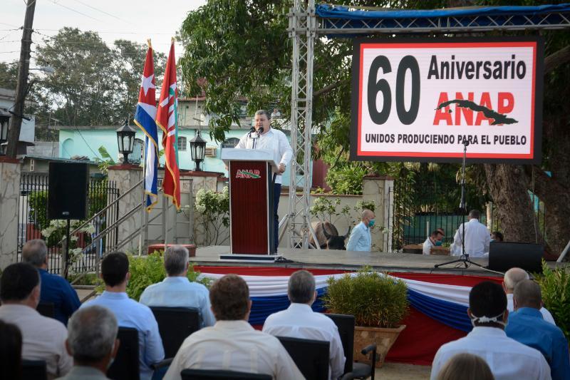 La ANAP: 60 años junto a la Revolución (+Audio)