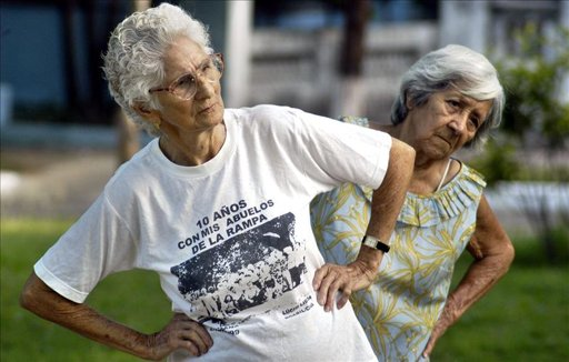 Amemos a los ancianos