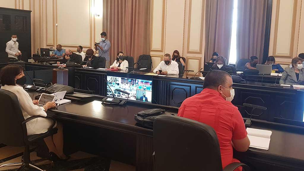 Inicia análisis de anteproyectos de leyes con diputados de las provincias orientales (+Audio)
