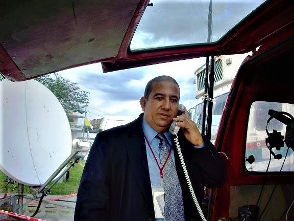 Aquí Radio Rebelde: Desde la Ciudad cubana de los Parques