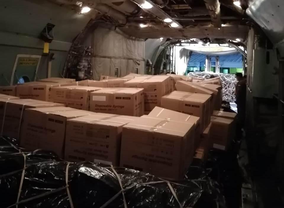 Llega a Cuba donativo procedente de Bolivia (+Audio)