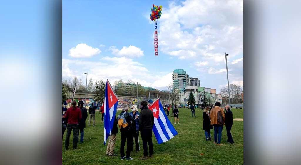 Agradece Díaz-Canel solidaridad internacional frente a intentos de denigrar a Cuba