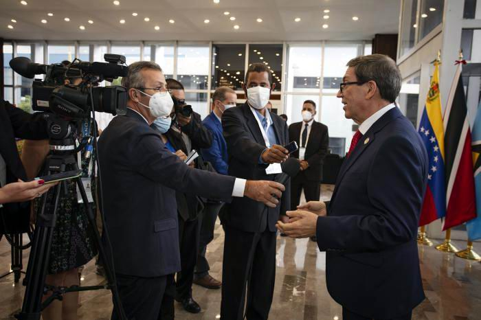 Califica canciller cubano como extraordinaria e histórica la visita del Presidente Miguel Díaz-Canel a México (+Audio)