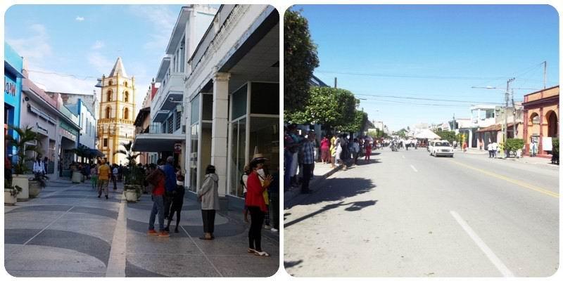 Calle Maceo y Avenida de la Libertad dos zonas de vigilancia reforzada en la ciudad de Camagüey