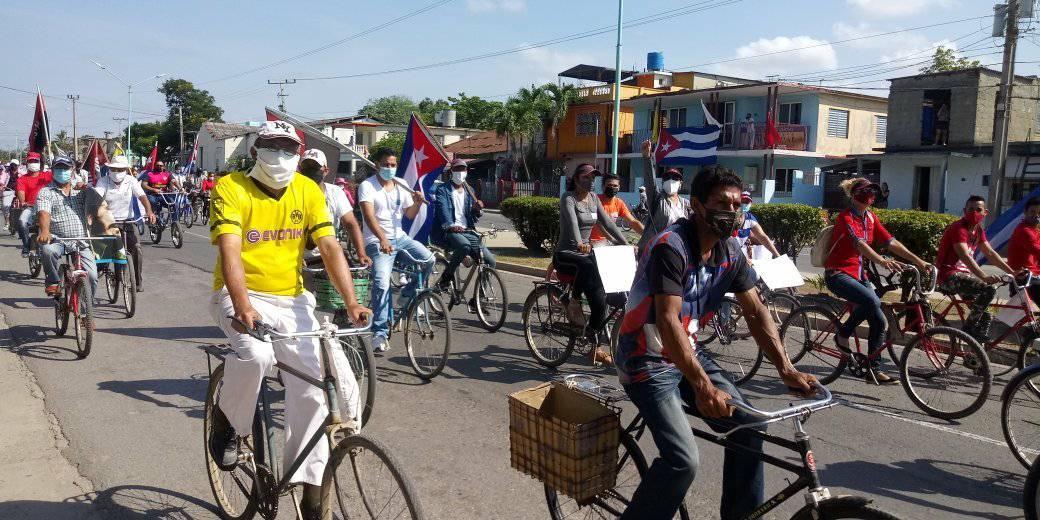 Desde Las Tunas: #NoMásBloqueo (+Video)