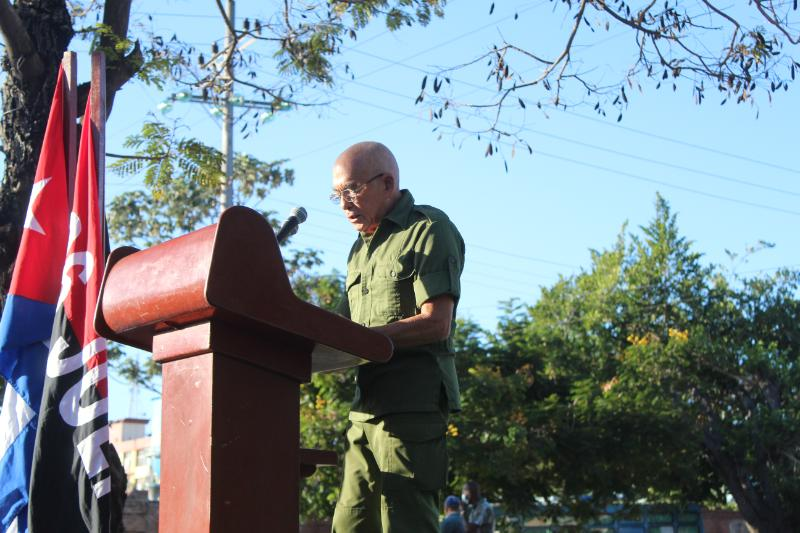 Rememoran en Santiago de Cuba recorrido de la Caravana de la Libertad