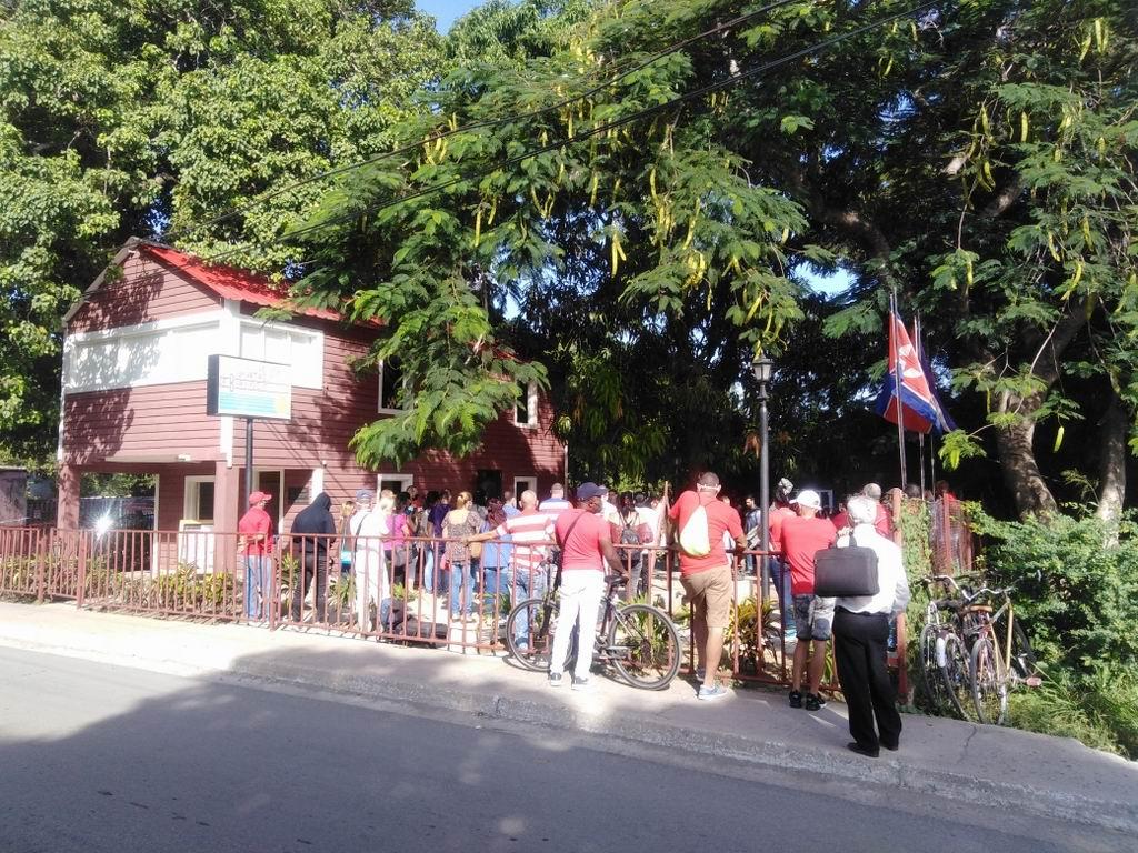 Homenaje desde la casa natal del Mártir de Barbados Carlos Miguel Leyva González (+Audio)