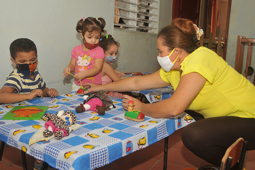 Cuba y sus niños, la fuerza de un amor sin límites (+Audio)