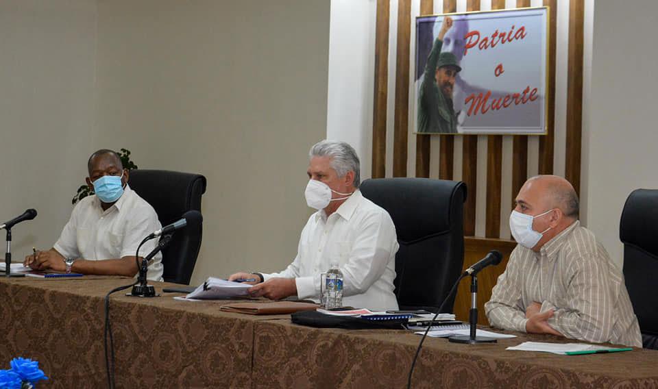 """Ciego de Ávila: """"El 8vo. Congreso del PCC continúa vivo"""" (+Audio)"""
