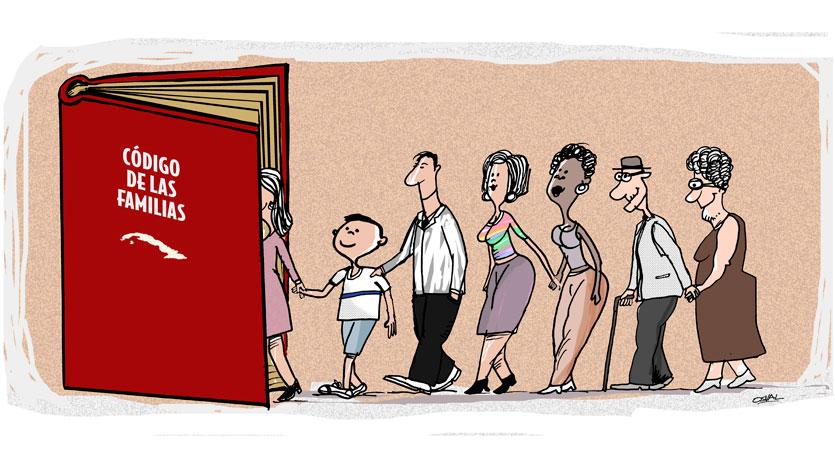 El nuevo Código de las Familias en Cuba