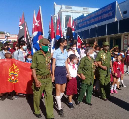 Incremento a las pensiones de combatientes de la Revolución cubana