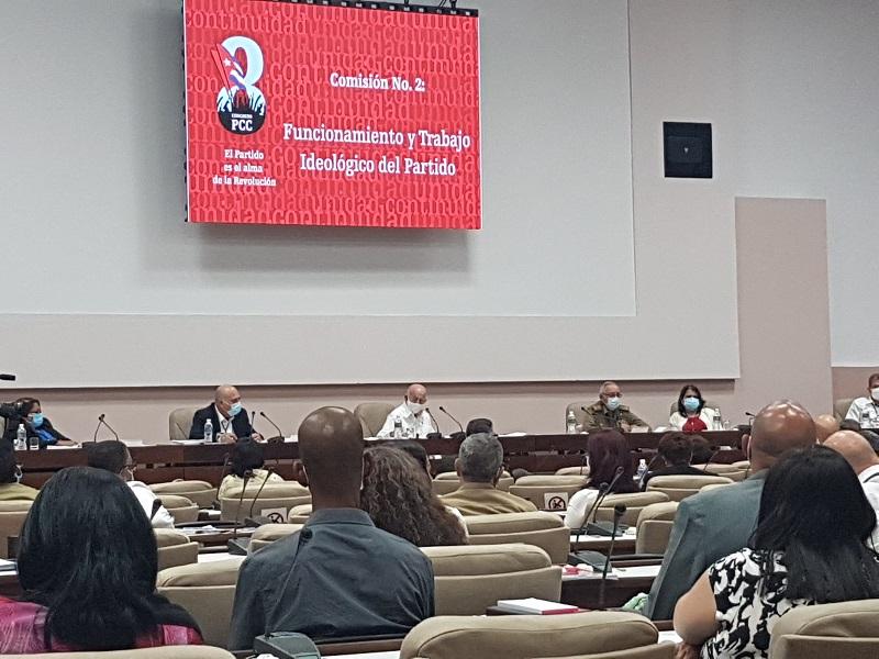 """Machado Ventura: """"El PCC necesita incrementar el crecimiento de los más jóvenes"""""""