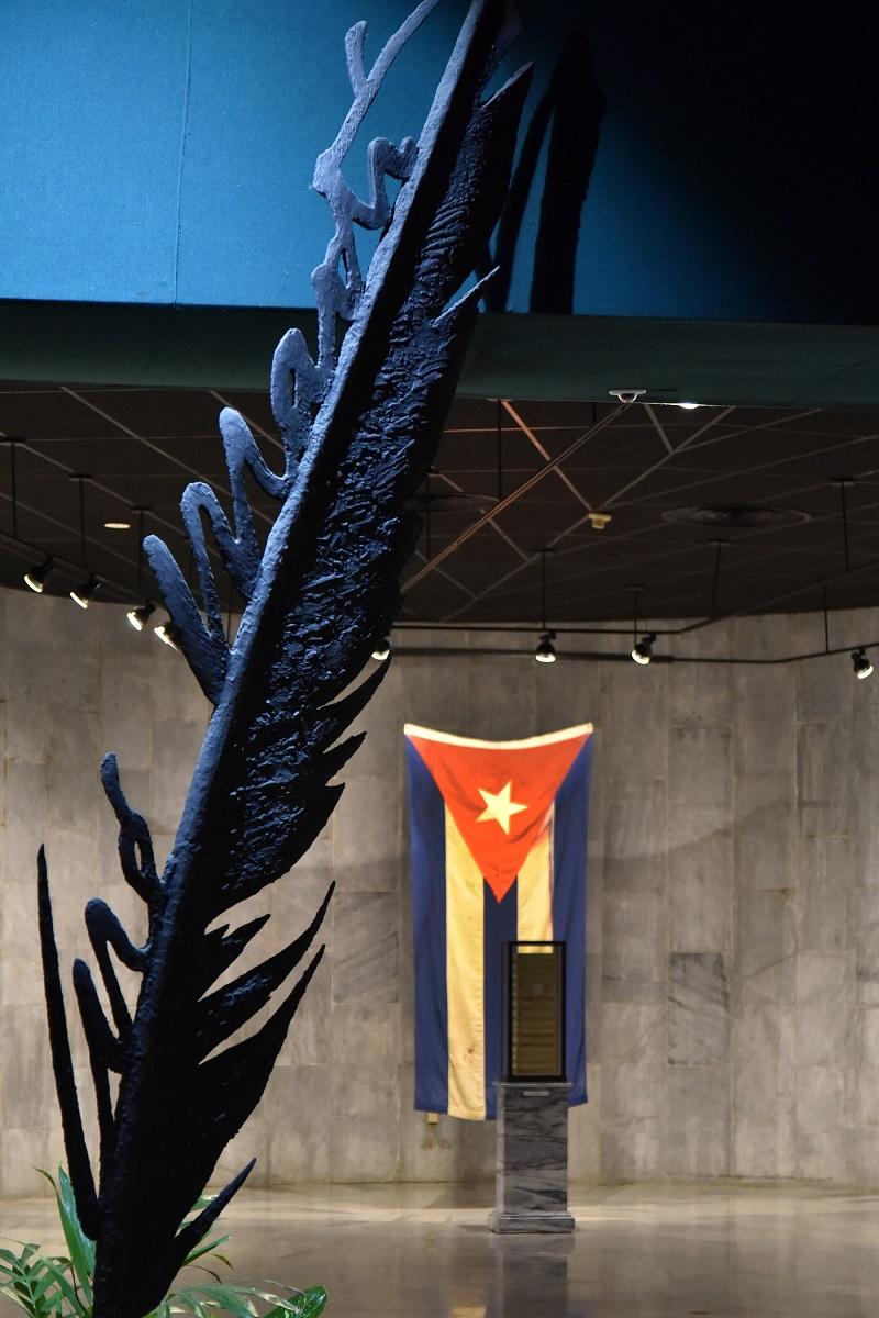 El Memorial José Martí, un sitio sagrado de Cuba