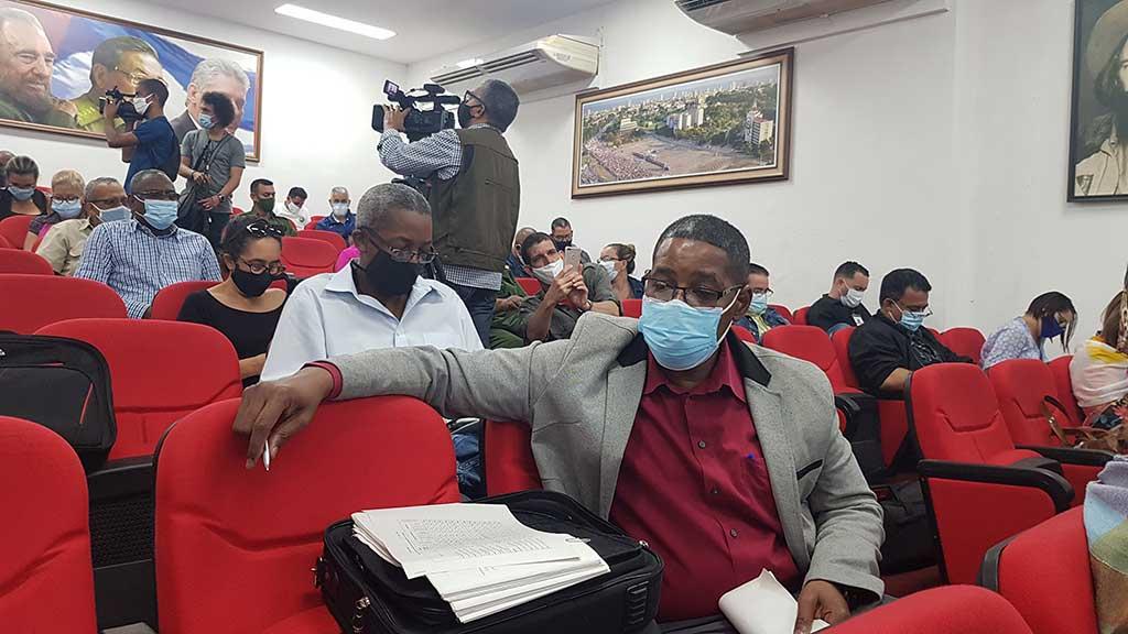 Torres Iríbar: Aquí estamos para ganar la batalla