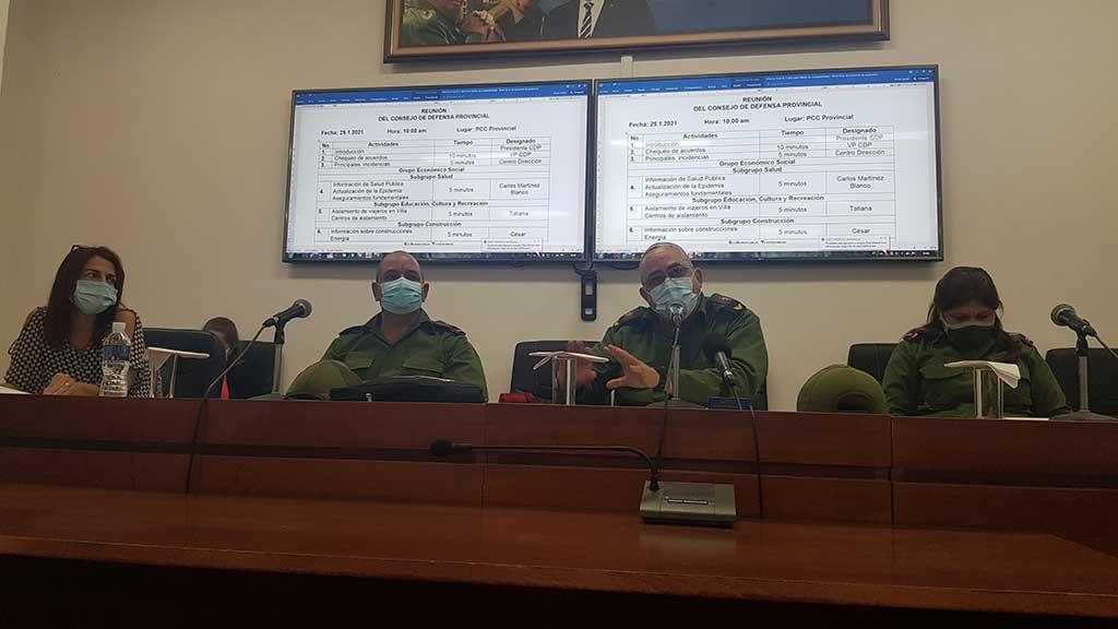 Chequean cumplimiento de medidas de bioseguridad en instituciones hospitalarias de La Habana