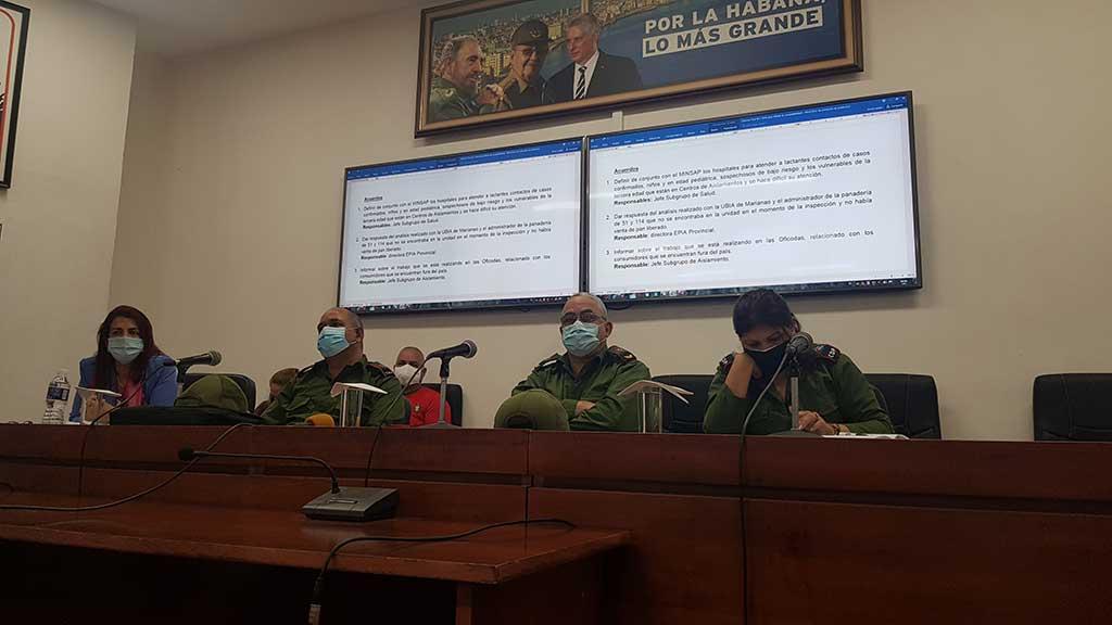 Torres Iríbar: Tenemos que adelantarnos en el tiempo para tomar decisiones (+Audio)