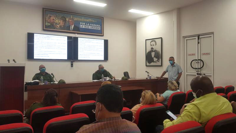 Ejecutan en La Habana protocolos sanitarios en función del bienestar de los pacientes (+Audio)