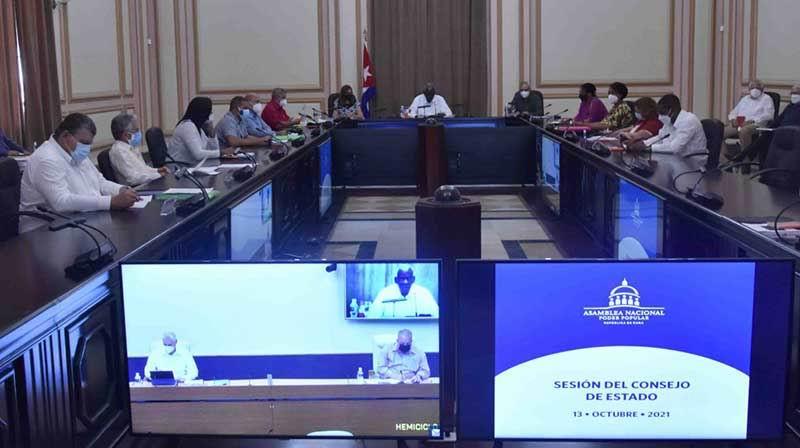 Consejo de Estado de la República de Cuba aprueba cinco nuevos decretos-leyes
