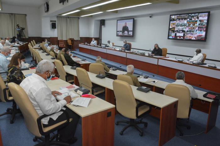 Díaz-Canel: De este difícil momento también vamos a salir (+Audio)