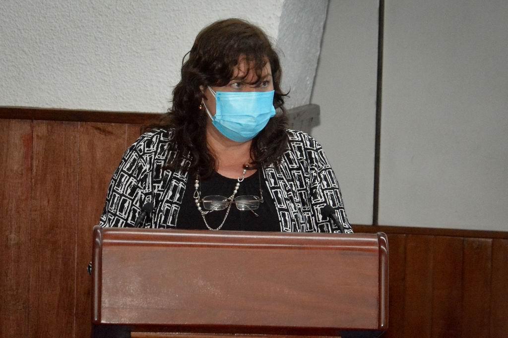 Gobernadora de Sancti Spíritus, Teresita Romero Rodríguez