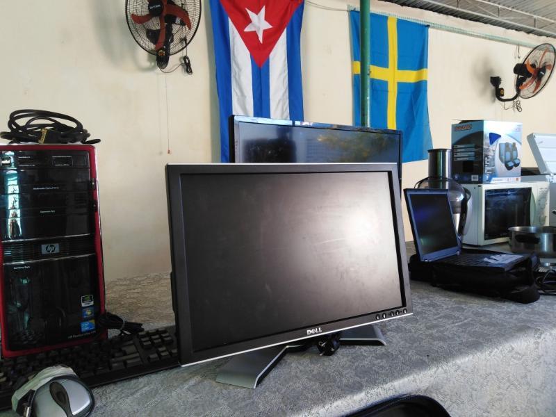 Entregaron donativos de la Asociación de Amistad Suecia, Dinamarca y Noruega con Cuba