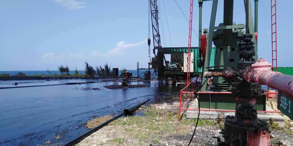 Controlada surgencia en pozo petrolero de la empresa de Occidente (+Audio)